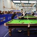 河北省全民健身中式台球业余联赛总决赛盛大开幕