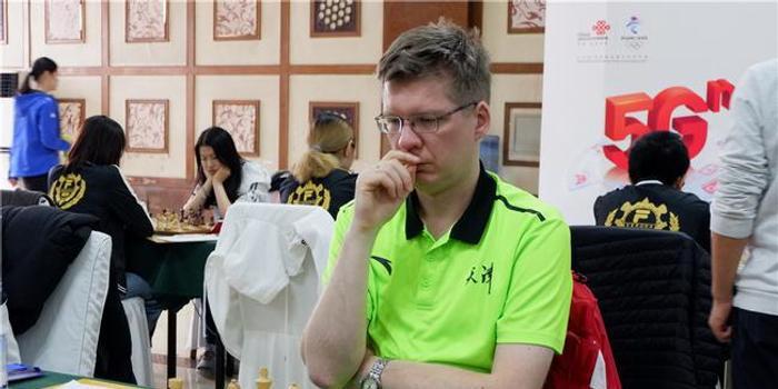 外援征战中国国象联赛整十年 马拉霍夫:水平很高
