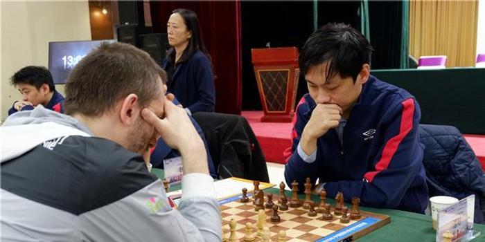 中俄国象对抗赛即将揭幕 温阳黄茜领衔男女队出战