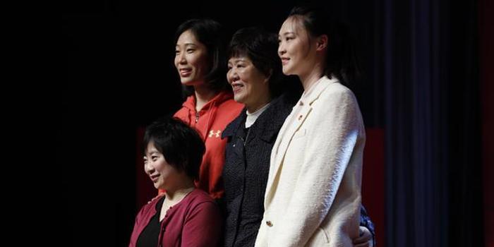 《荆棘与荣耀—新时代女排奋斗记》新书发布会