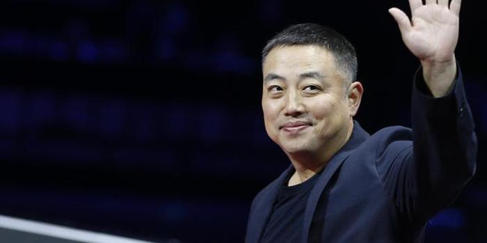 刘国梁首次以世界乒联理事会主席