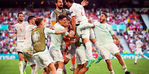 金球局勢大亂!逆襲與奇跡!歐洲杯這一夜太瘋狂
