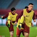 預告-20時直播熱身賽 中國男足VS敘利亞男足