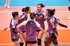 朱婷17分天津女排3-0辽宁女排 八强赛喜提开门红