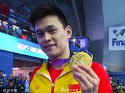 立陶宛名将:与孙杨是好友 为他世锦赛夺冠高兴