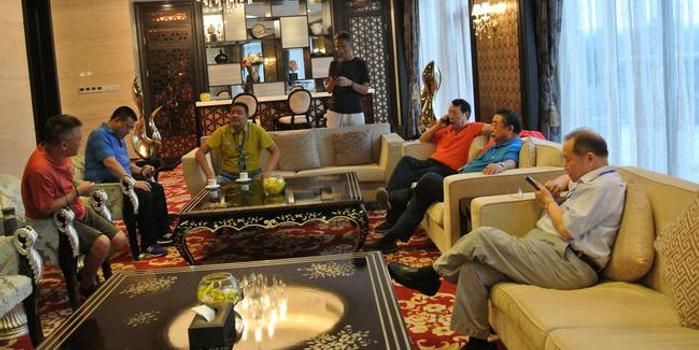中国桥牌精英赛理事会例行会议在张家界举行