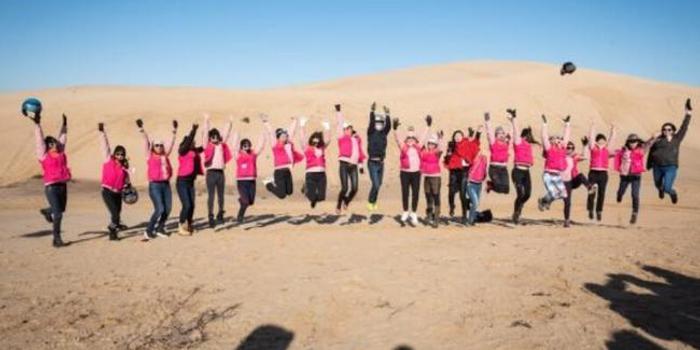 羚羊中国(奈曼)拉力赛落下帷幕 全女性越野拉力赛强势来袭