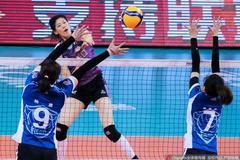 中国女排联赛历届三甲:天津12冠王 上海遗憾摘银