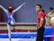 """体操女队赴美""""与狼共舞"""" 乔良感谢支持和信任"""