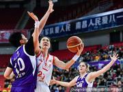 WCBA季后赛-广东轻取山西开门红 北京险胜新疆