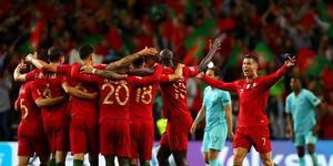 葡萄牙需要C罗 C罗也需要葡萄牙 梅西多想躺冠啊