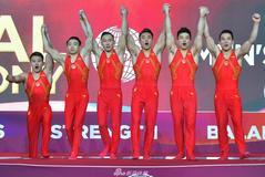体操男队阵容稳定冲金点不变 女队大换血新人多