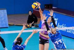 2019-2020赛季女排联赛最终排名:津沪京列前三