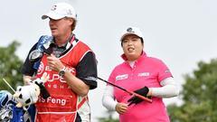 别克LPGA锦标赛冯珊珊次轮71杆 感觉球场变化很大