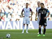 为什么梅西罚点球的时候 你会觉得他罚不进?
