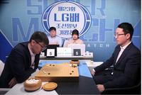 LG杯杨鼎新2-1逆转时越 成为新科世界冠军
