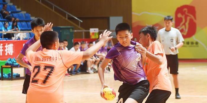 全國青少年手球錦標賽8月6日開賽 49隊800人真不少