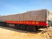 深足捐款20万买250吨蔬菜送往湖北 并帮菜农度难关