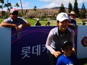 刘钰出战夏威夷赛 感叹伍兹伟大争当LPGA最强者