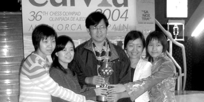 第43届国际象棋奥赛中国参赛队员介绍:黄茜