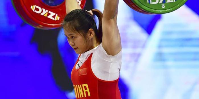 2019年举重世界杯暨东京奥运资格赛将在天津举行