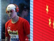 孙杨:东奥展现属于自己的速度 属于中国的速度