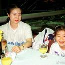 有愛!福原愛曬24年前與媽媽合照 畫面溫馨十足