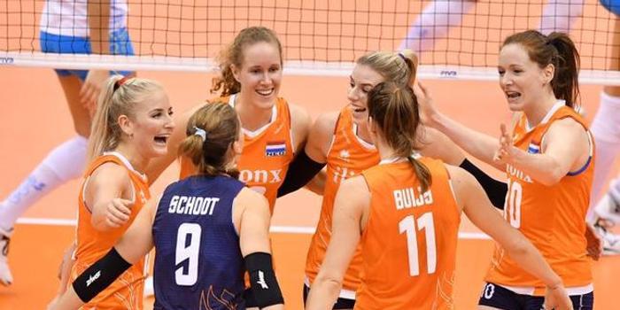 奥运女排欧洲区落选赛赛程公布:土耳其首战德国