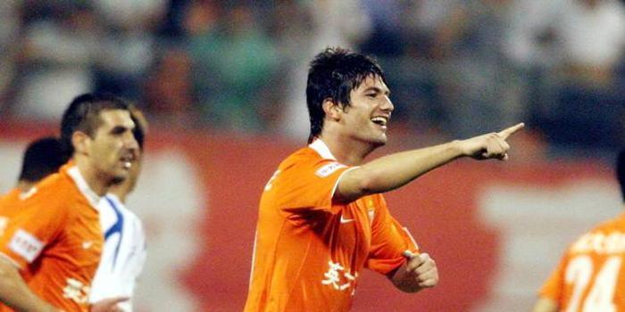 米利安为鲁能打入10球 曾代表塞尔维亚踢北京奥运
