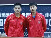 澳洲赛樊振东马龙男单头两号 张继科再战资格赛