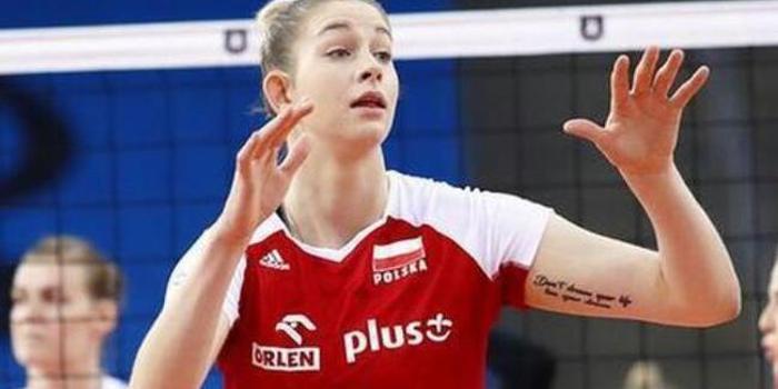 波兰女排希望之星:我和队友们关系不再紧张 没有受到主帅偏爱