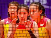 女排世青赛中国0-3意大利遭2连败 埃格努表妹17分