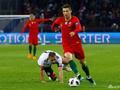 热身赛-C罗补时追平+绝杀!葡萄牙2-1逆转埃及