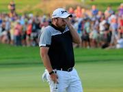 PGA锦标赛两裁判束手无策 劳瑞错失良机责其无能