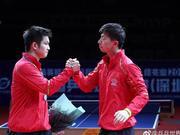 视频-中国乒乓球公开赛落幕 马龙战胜队友夺冠