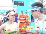 视频-黄金海岸马拉松赛事精彩纷呈 中国跑者狂点赞!