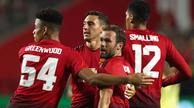 夏季赛曼联1-1墨西哥美洲