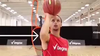 库里教你更准的投篮技能包
