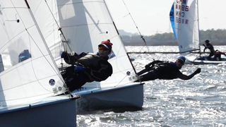 中国帆船联赛潍坊站首日回顾