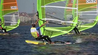 中国帆船联赛潍坊站次日回顾