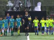 视频-足金总决赛嘉年华 郜林体育小球员萌童垫场赛