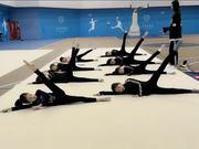 视频-酷啦啦艺术俱乐部备战世界中小学啦啦操锦标赛