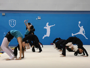 视频-酷啦啦艺术俱乐部备战奥兰多啦啦操锦标赛