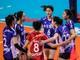 视频-上海女排完胜江苏队 三四名决赛占先机