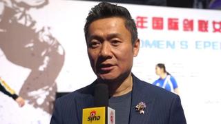 魏江雷:希望新金沙平台网址人了解击剑