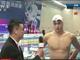 视频-孙杨:冬训练的苦但很扎实 要为杜敬谦继续努力