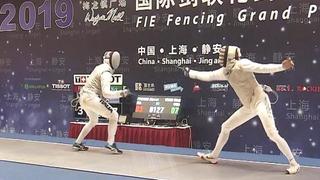 剑联花剑世界杯上海站收官