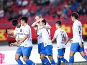 视频-足协杯第5轮:门将彭鹏送大礼 申鑫遭泰达逆转
