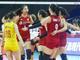 视频-世界女排联赛宁波站 中国队轻取德国获开门红