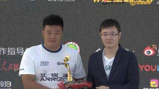 足金联赛南京站MVP